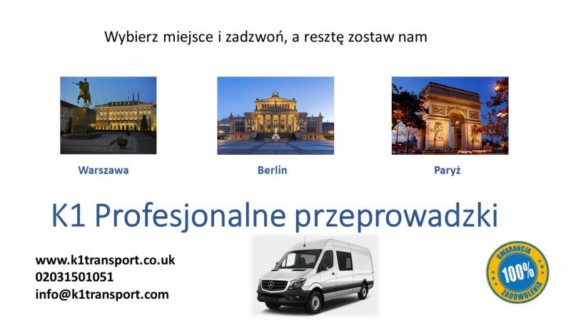 Przeprowadzki do Polski, Francji,Niemiec