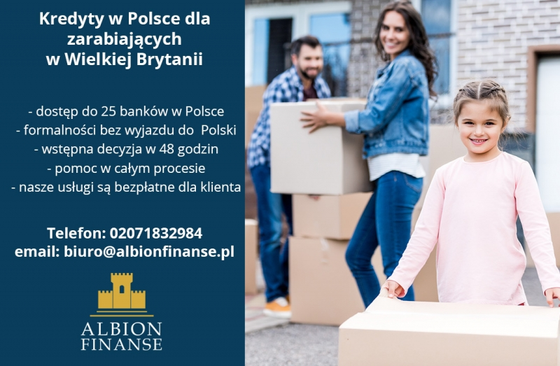 Kup dom lub mieszkanie w Polsce