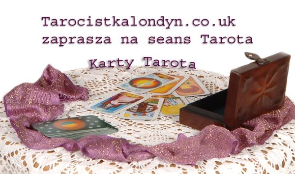 Wróżka w Anglii. Wrozby z kart tarot