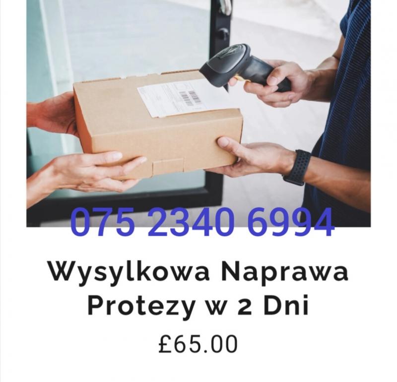 07523406994,naprawa protez,protetyk
