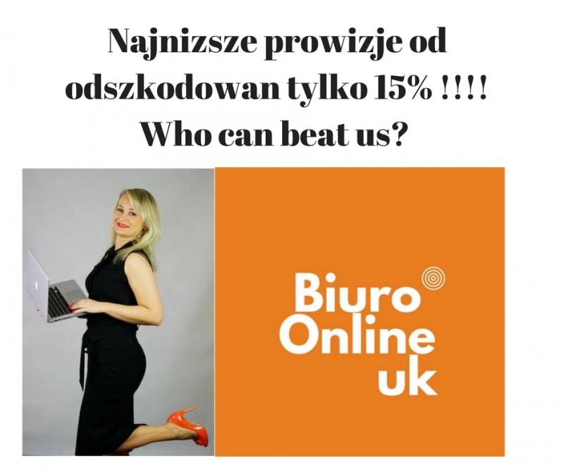 Biuro Online UK - porady, finanse, prawo