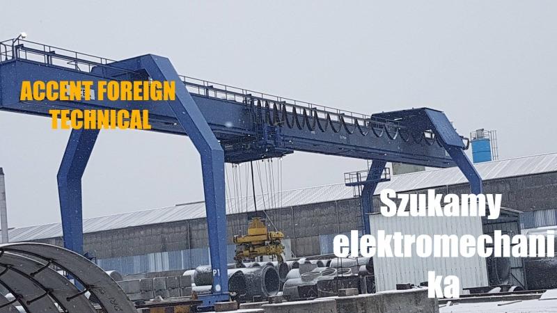 Szukamy elektromechanika