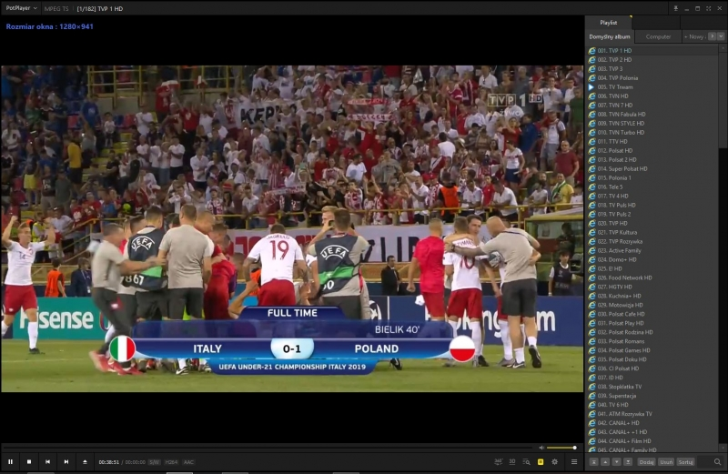 Polska Telewizja za darmo