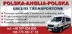 Anunturi Anglia Transport Polska-Anglia-Polska
